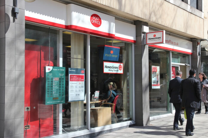 Post Offices deliver £1.1bn lifeline to struggling high streets