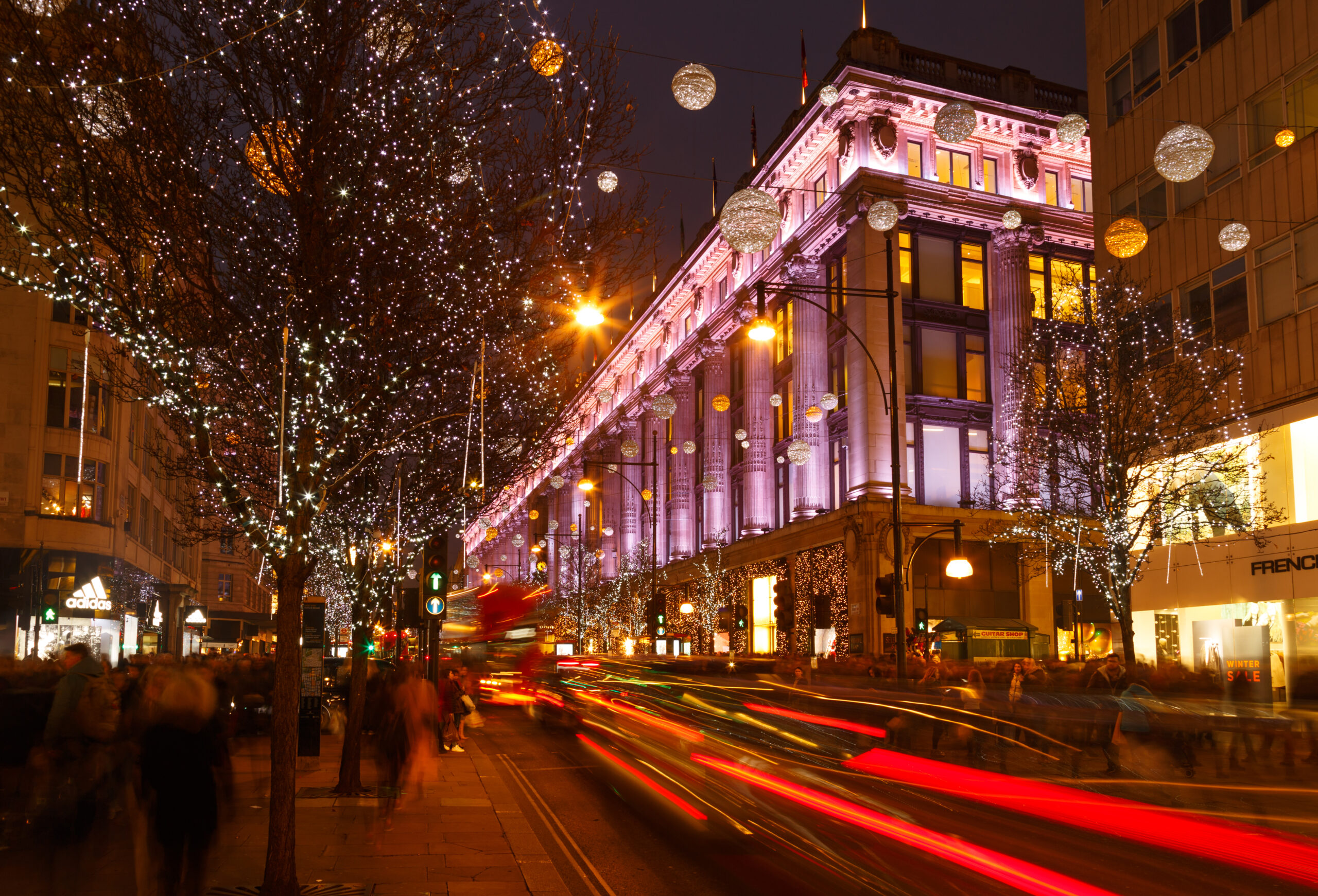 Royal Mail to open a post office in Selfridges this Christmas