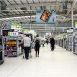 Asda sale Sainsbury's Roger Burnley CMA Walmart Issa brothers