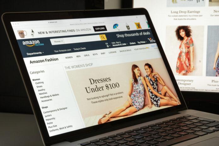 Amazon Fawcett Society sexism advertising