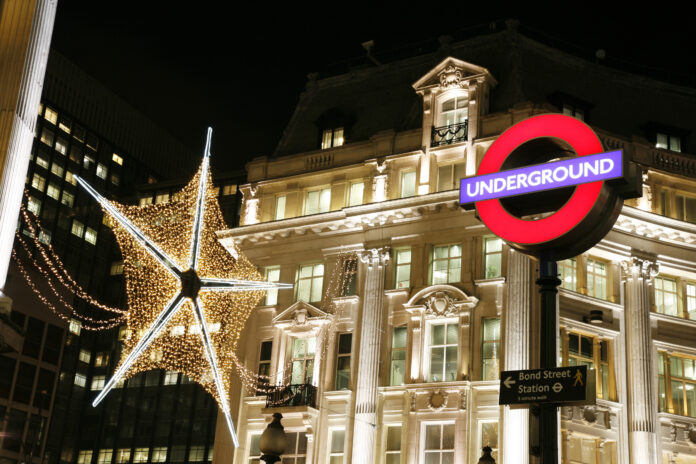 ONS figures find shoppers stocking up for Christmas in October