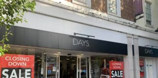 Days Edinburgh Woollen Mill Group Philip Day closure