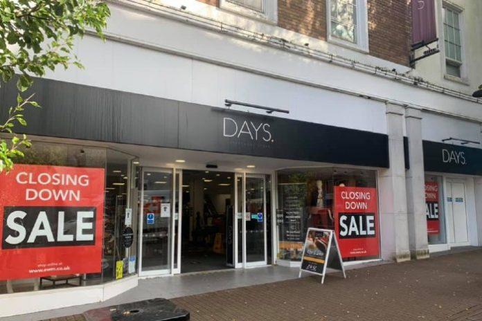 Edinburgh Woollen Mill S Days Department Store In Wales To Close Down Retail Gazette