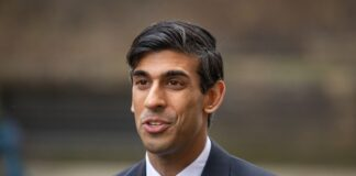 Chancellor Rishi Sunak furlough covid-19 pandemic lockdown