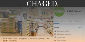 Asda shoppers have been targeted by scammers posing as the supermarket's chief executive Roger Burnley.