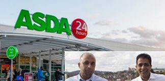 Issa brothers Asda EG Group Caffè Nero acquisition Gerry Ford