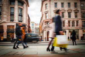 Retail sales rise in October as consumers hit shops pre-lockdown