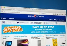 Currys PC World apologises after Black Friday surge crashes site & wipes gift cards