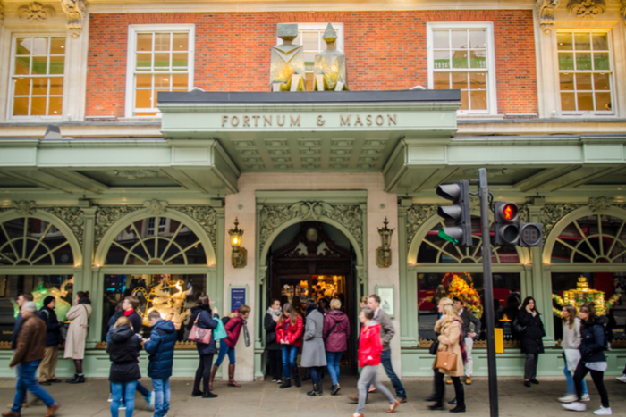 Fortnum & Mason appoints Tom Athron as new CEO