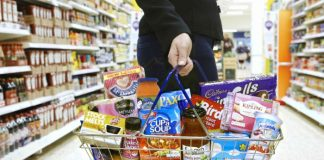 Grocery sales surge 9.4% on the back of record online sales
