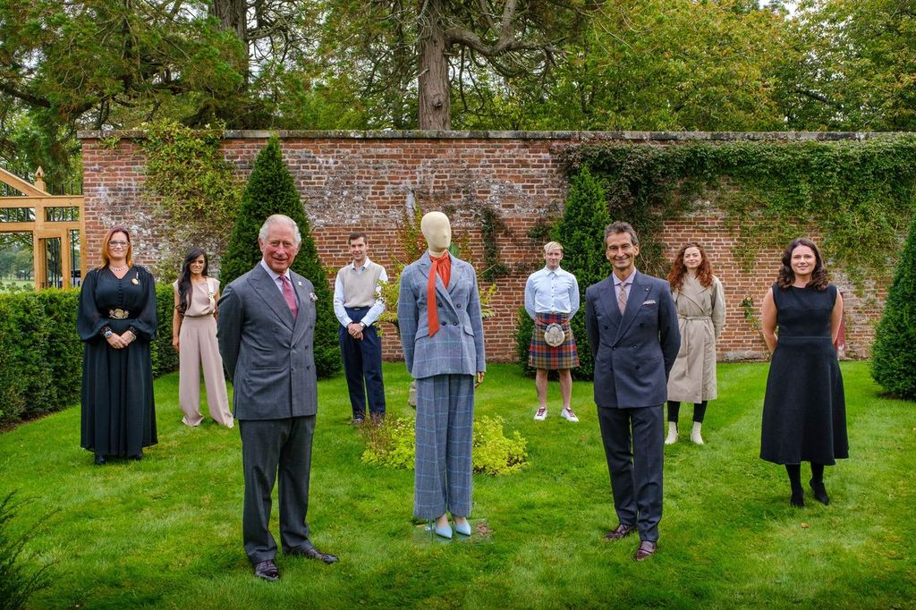 Yoox Net-A-Porter and The Prince's Foundation to launch sustainable luxury collection