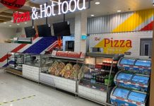 Sainsbury's opens new fresh food market concept