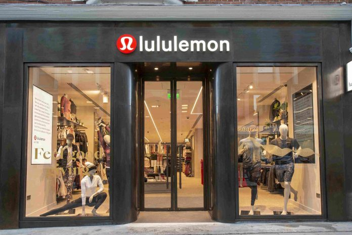Lululemon announces first female CFO