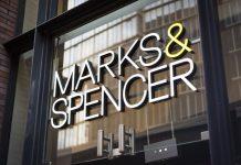 Marks & Spencer M&S Christmas Boxing Day Steve Rowe