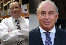 Mike Ashley's £50m rescue deal for Arcadia Group falls through