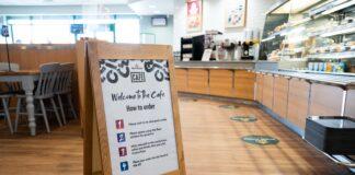 Morrisons brings back cafe takeaway service for second lockdown