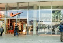 Nike to increase dividend by 12% ahead of sales growth forecast
