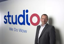 Studio CEO Paul Kendrick profile interview Findel Express Gifts