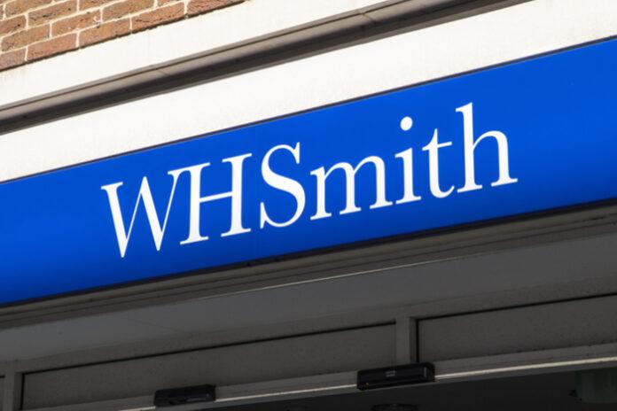 WHSmith Carl Cowling grant investor shares windfall covid-19 pandemic lockdown