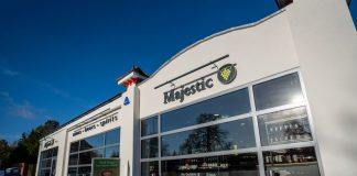 Majestic Wine opens 200th store