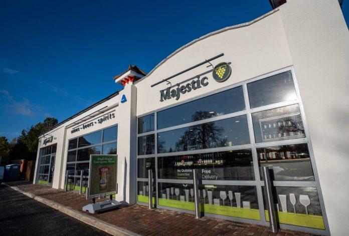 Majestic Wine opens 200th store
