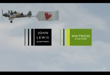 John Lewis Partnership Waitrose Christmas advert covid-19 pandemic lockdown