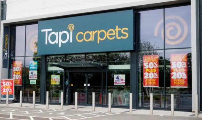 Tapi Carpets Carpetright United Carpets James Sturrock