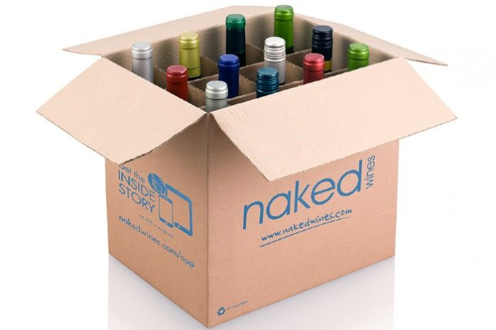 Naked Wines has posted annual sales growth of about 68% above the top end of expectations, thanks to a surge in orders.
