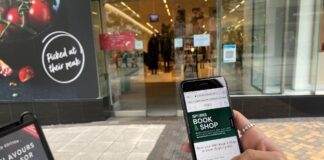 "M&S completes rollout of Sparks ""Book & Shop"" ahead of lockdown #2"