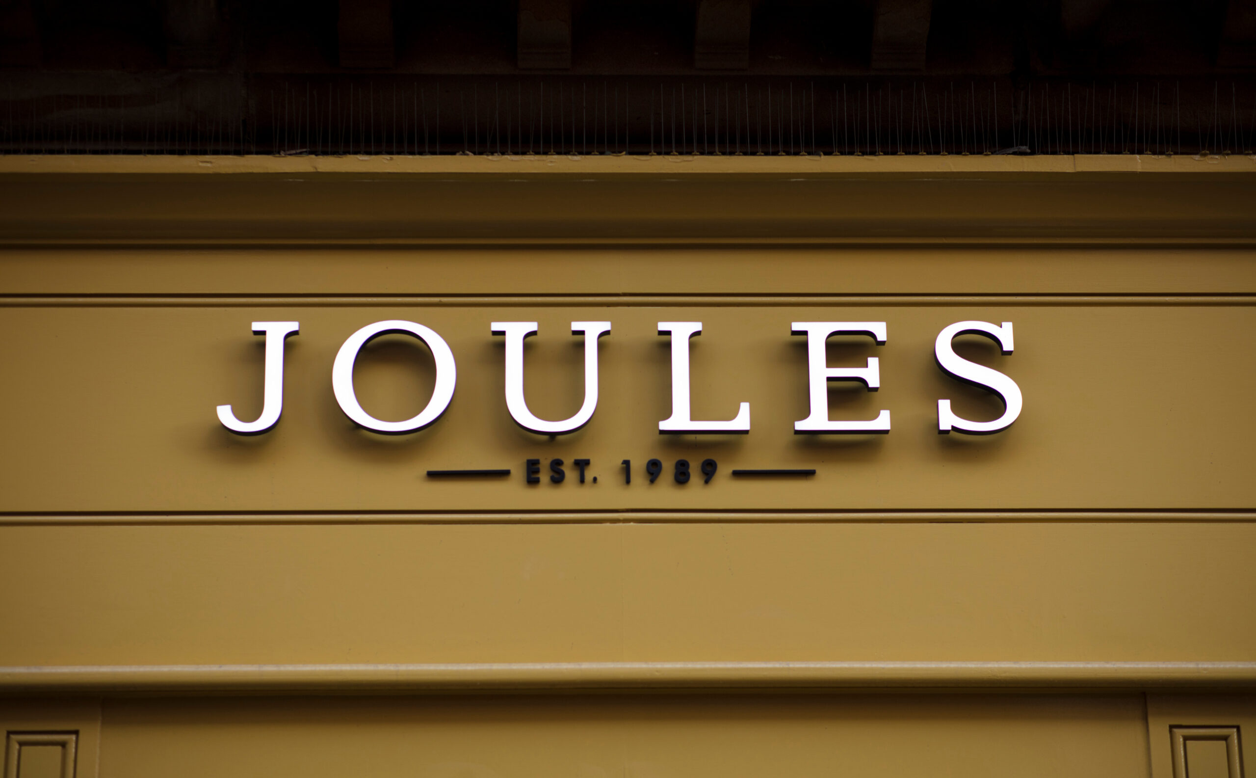 Joules touts 35% growth in online sales