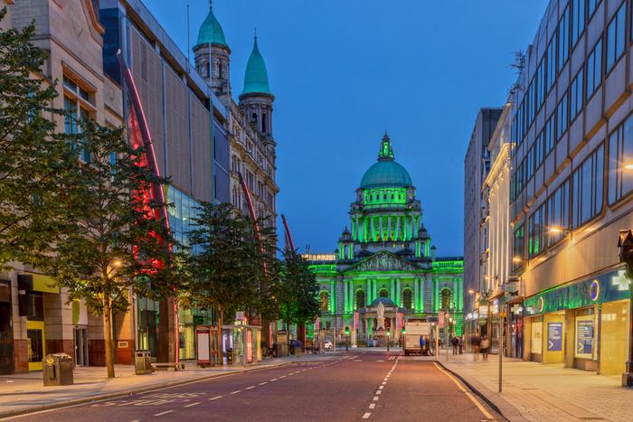 Northern Ireland to shut non-essential retail amid second lockdown