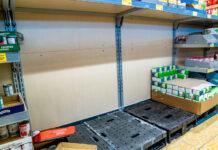 Brexit EU supermarkets Northern Ireland