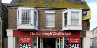 Edinburgh Woollen Mill issues sales contracts to potential buyer