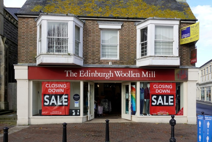 Edinburgh Woollen Mill Issues Sales Contracts To Potential Buyer Retail Gazette