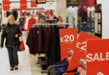 TJ Hughes department store in Middlesbrough fined £17,000 for breaching lockdown rules covid coronavirus