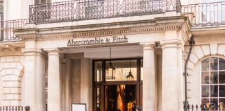 Abercrombie & Fitch to close Saville Row flagship