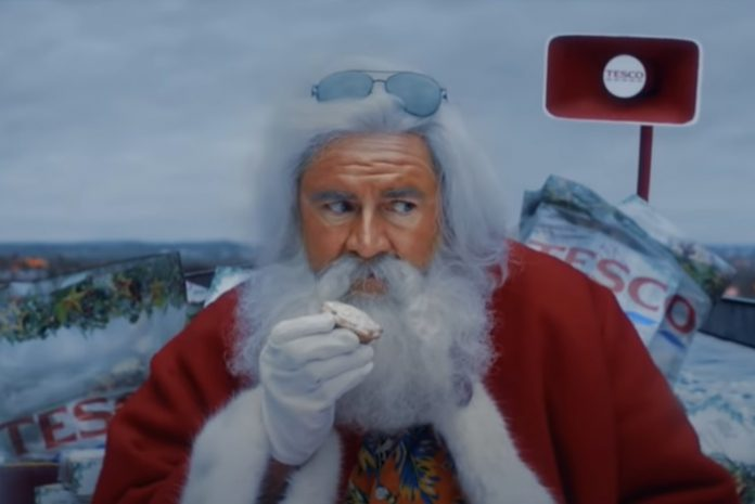 """Tesco's new Christmas ad forgives """"naughty"""" behaviour during the pandemic"""