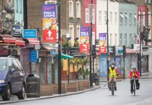 Footfall plunges 65% in November amid second English lockdown