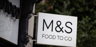 M&S Marks & Spencer Paul Willgoss