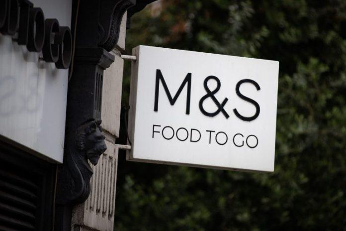 M&S Marks & Spencer Paul Willgoss