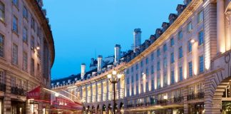 The Crown Estate Regent Street Dan Labbad