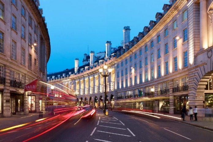 The Crown Estate Regent Street Dan Labbad