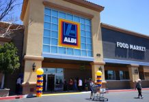 Aldi Giles Hurley supply chain investment