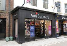 Ann Summers restructuring CVA