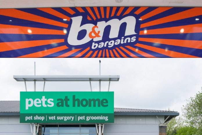 Pets at Home and B&M follow Big 4 & Aldi to hand over business rates relief