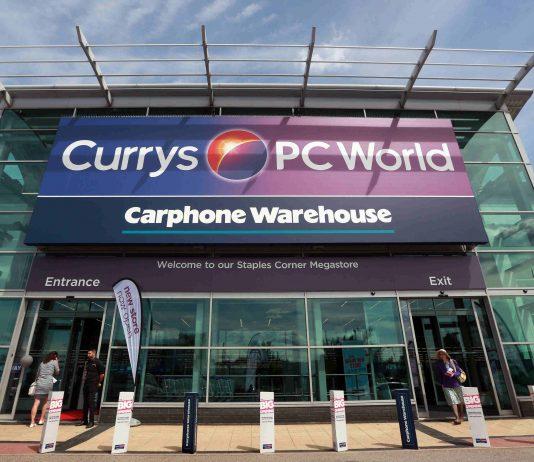 Covid-19 pandemic drives Dixons Carphone sales surge