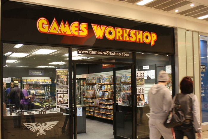 Games Workshop issues profit forecast upgrade