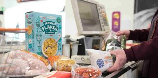 Record month of grocery sales amid second lockdowns