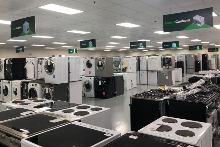 AO World opens new outlet store in Bolton