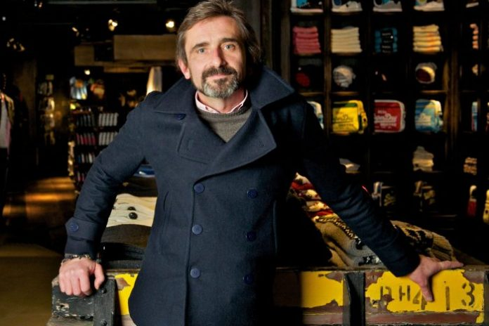 Julian Dunkerton made permanent Superdry CEO amid board reshuffle